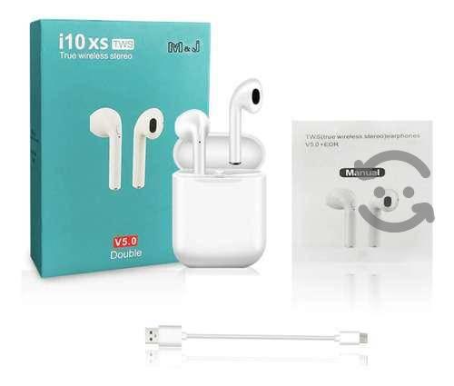 Audifonos Bluetooth Manos Libres I10 Xs Tws Pop U