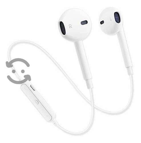 Audifonos Bluetooth Manos Libres S6 Universal Neg