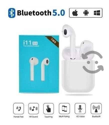 Audifonos Manos Libres Bluetooth I11 Tws Touch