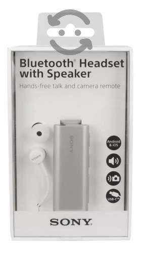 Audifonos Manos Libres Bluetooth Sony Sbh56 Con A