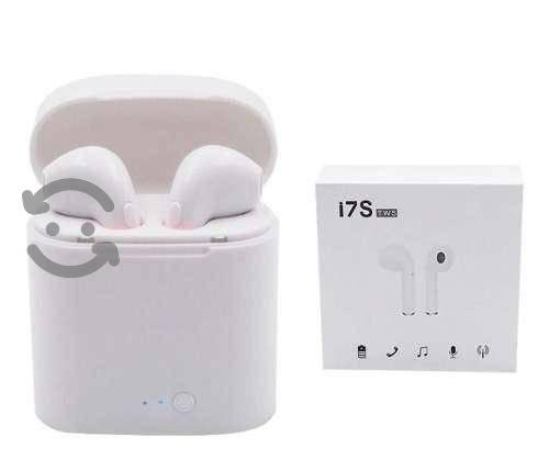 Audifonos Manos Libres Tipo AirPods I7s Bluetooth