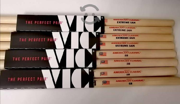 Baquetas Vic Firth 5A 5B Nuevas