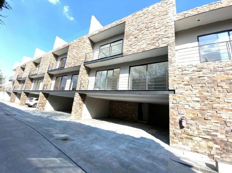 Casa venta en Desierto de los Leones, Tetelpan, Álvaro
