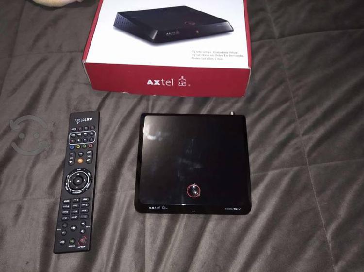Decodificar/Receptor Digital de TV marca Axtel