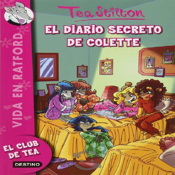 Diario secreto de Colette, El Tea Stilton