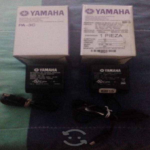 Eliminador de corriente para teclados Yamaha nuevo