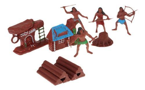 Figura De Acción Persona De Salvaje Modelos Miniatura