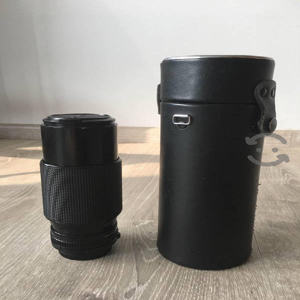 Lente Canon 70-210mm f4 Macro