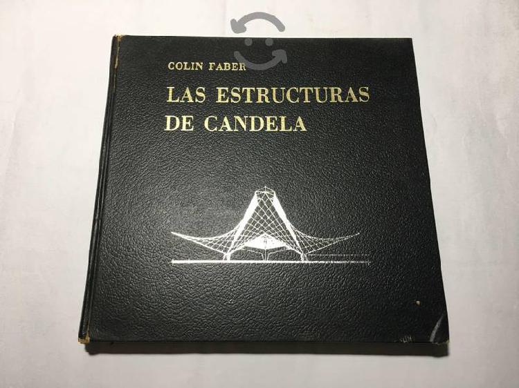 Libro Antiguo Estructuras De Candela Colin Faber