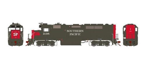 Locomotora Athearn Genesis Gp40p-2 De Sp Escala Ho