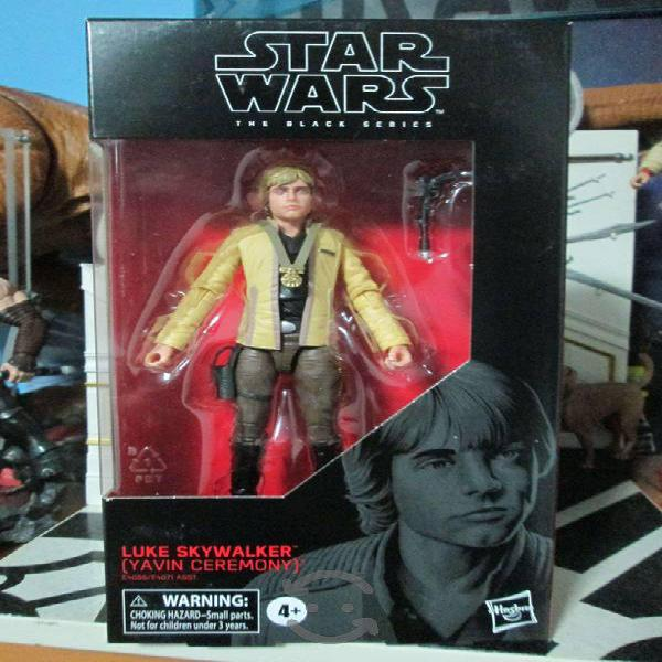Luke Skywalker Yavin - Star Wars Black Series