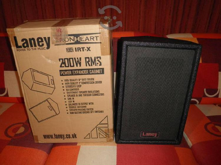 Monitor LANEY Iron Heart IRT-X de 200 watts (NUEVO