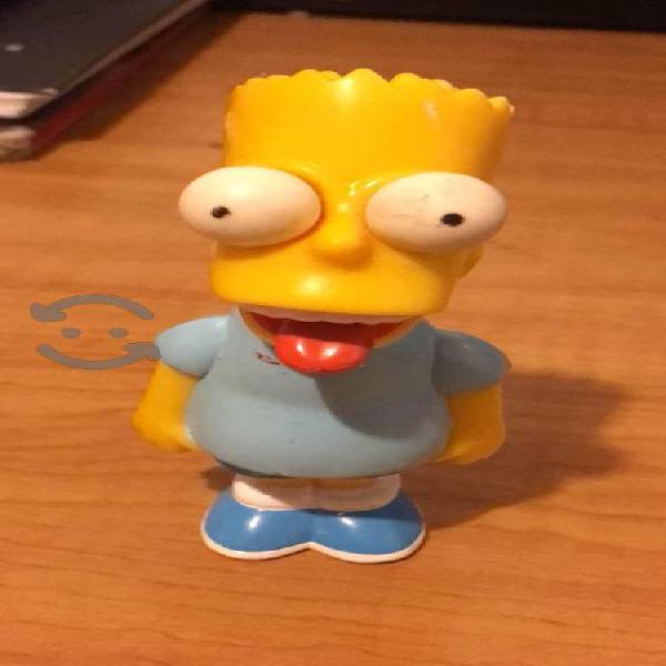 Muñeco BART Simpson 1998 BURGER KING