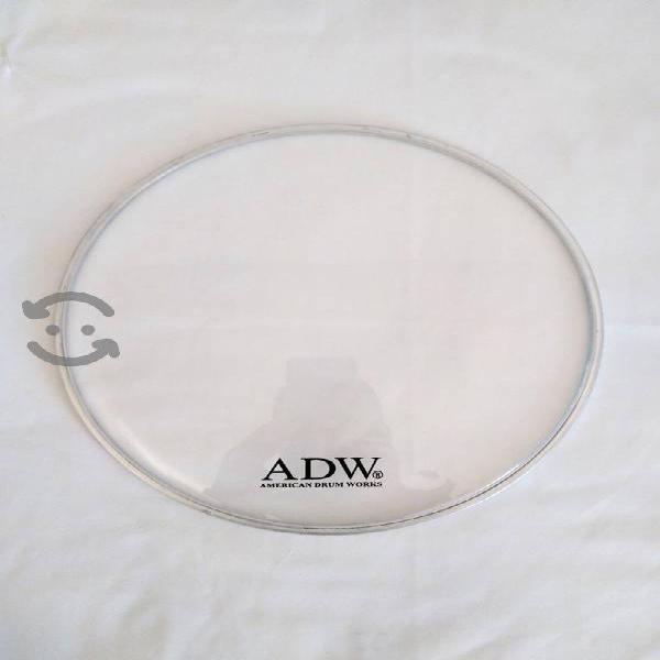 Parche de 12 pulgadas, Marca ADW