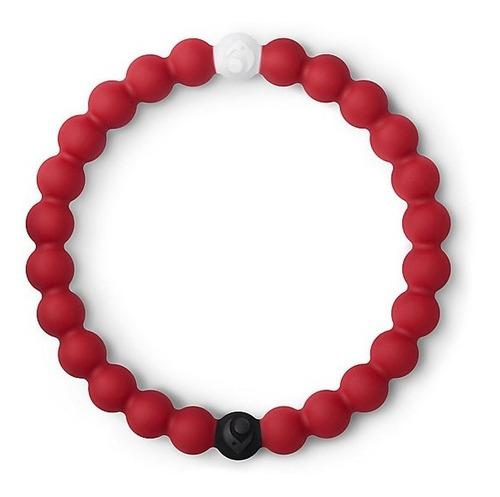 Pulse Brazalete Color Rojo Africa Talla M Moda Genial