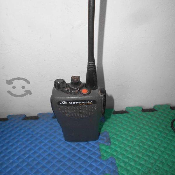 Radio Portatil Motorola Xts 1500 Trunking