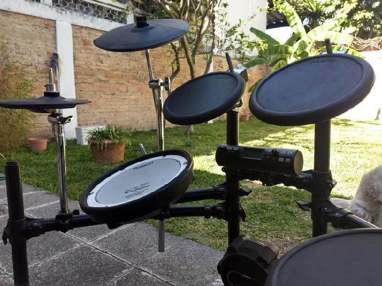 Roland TD-4 V Drums batería eléctrica.