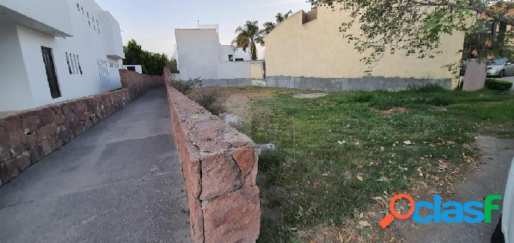 Terreno habitacional en venta en Villantigua, San Luis