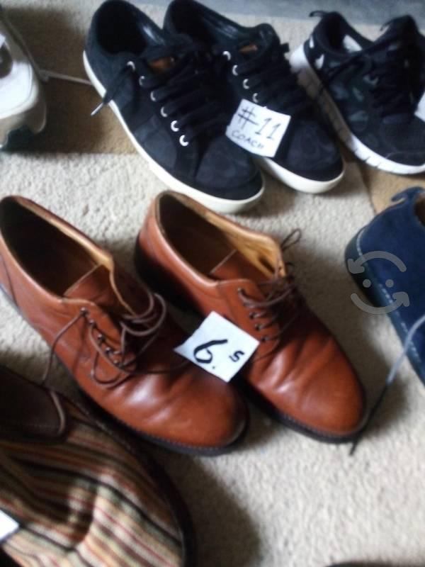tenis y zapatos converse Nike Vans clarks bosto