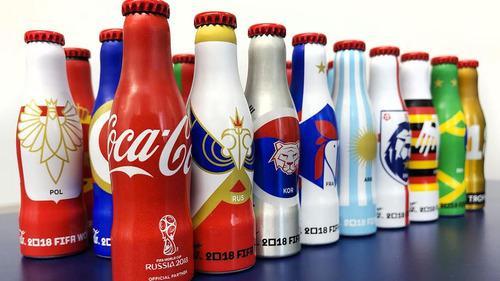 24 Mini Mundialistas Coca Cola Colección Completa