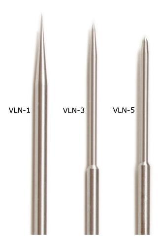 Aerografo Paasche Refaccion Aguja 1, 3, 5 (Vl)