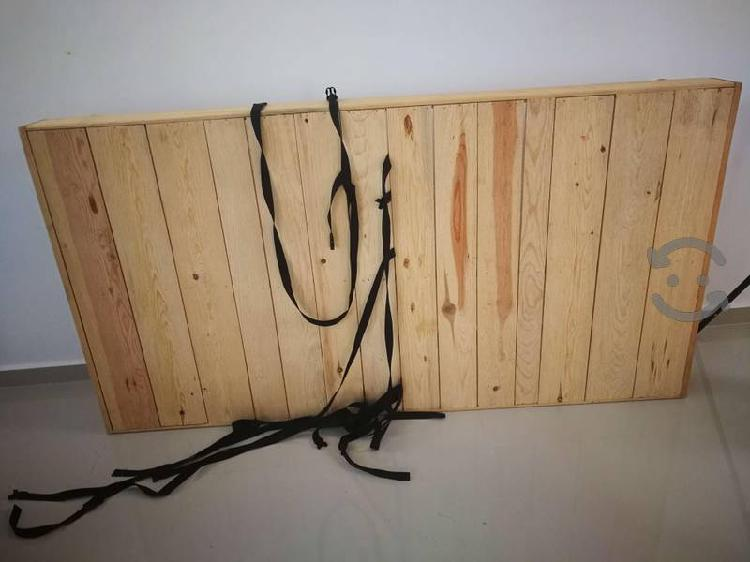 Base de madera para cama