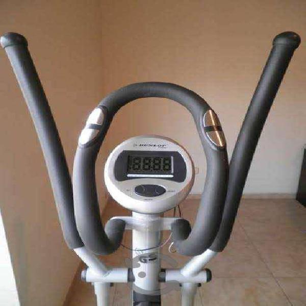 Bicicleta y Escaladora Eliptica dunlop