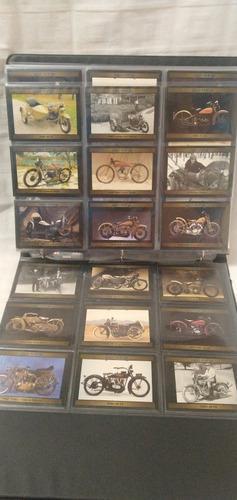 Colección Completa 100 Tarjetas Harley Davidson Serie 2