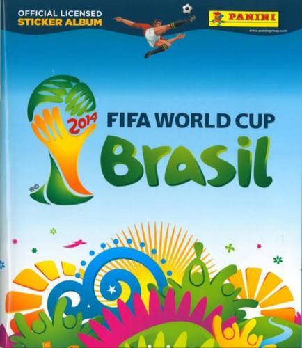 Coleccion Completa Brazil 2014 Y 3 Cajas Y Album Russia