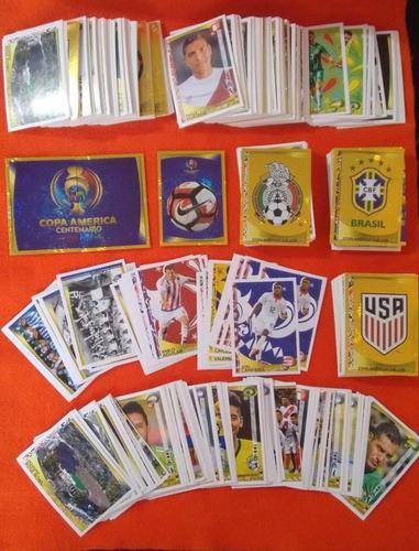 Estampas Del Album Copa America Centenario Usa 2016