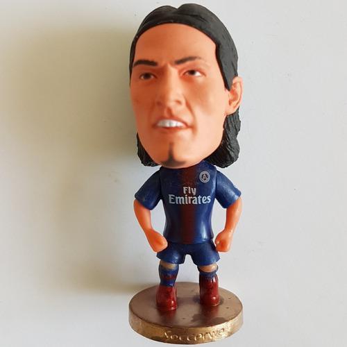 Figura 6.5cm Futbol Cavani. Uniforme Paris Saint Germain