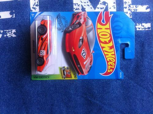 Hot Wheels Jaguar Xj220 Colección Hw Exotics 1/10