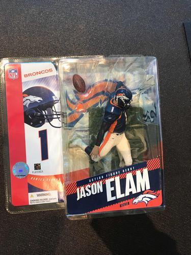 Jason Elam Broncos De Denver Mcfarlane