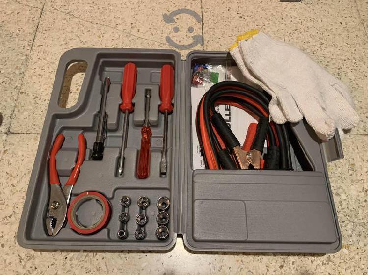 Kit de herramientas nuevo para auto