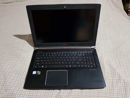 Laptop Gamer Acer Aspire V15 Nitro Black Edition (meses)