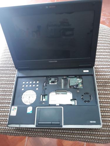 Mini Laptop Toshiba Nb100 Para Partes O Si Quieren Reparar