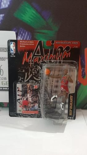 Nba Court Collection Michael Jordan Figura Mattel