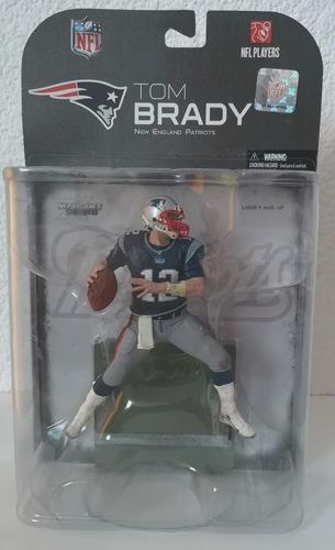 Nfl Figura De Colección Tom Brady New England Patriots