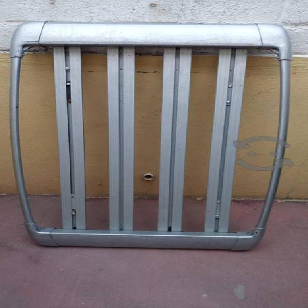 Parrilla para equipaje BronX de Aluminio