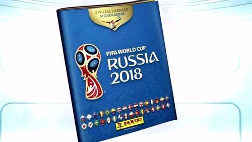 lbum Mundial Rusia 2018