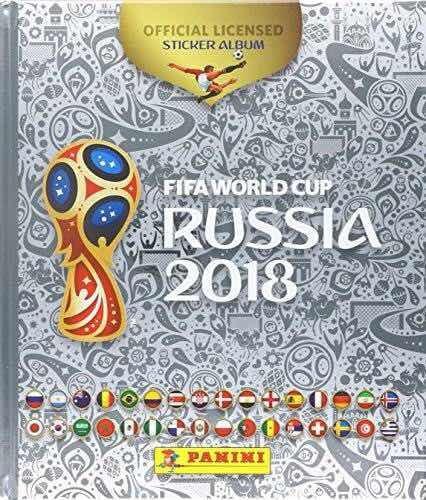 lbum Mundial Rusia 2018 Lleno Para Pegar Con Las De La