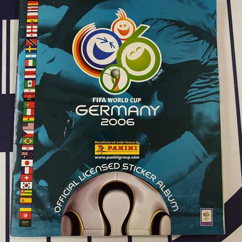 lbum Panini Alemania 2006 Edición México