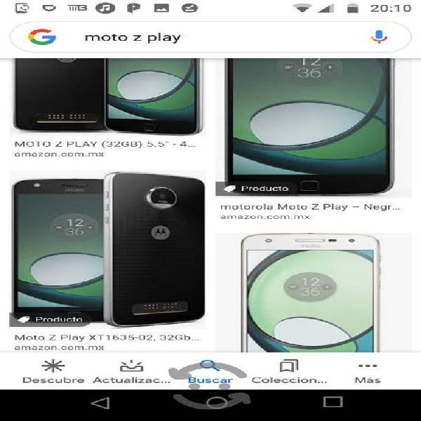 Busco artículos para Moto Z play