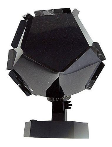 Lampara Con Luces Led Y Proyector Con Imagen De Estrellas