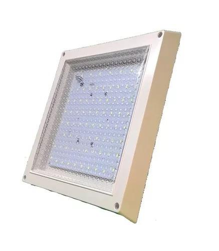 Lámpara Led Sobreponer 36w Cuadrada Plafon Interiores Cw18c