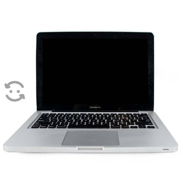 Macbook Pro 2012 Core I5 500gb 8gb Ram Sin Caja