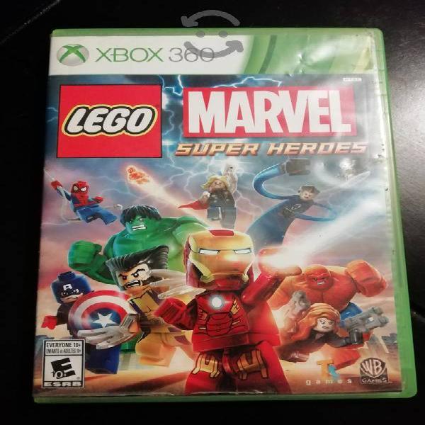 Marvel Super Heroes (Xbox 360)