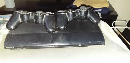 Playstation 3 Slim De 500gb (precio A Tratar)