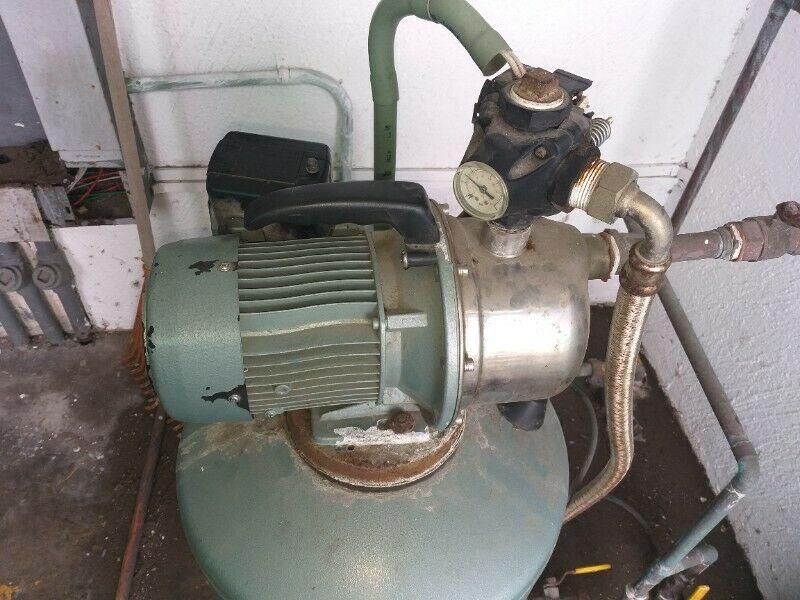 Reparación y mantenimiento de hidroneumaticos y bombas de