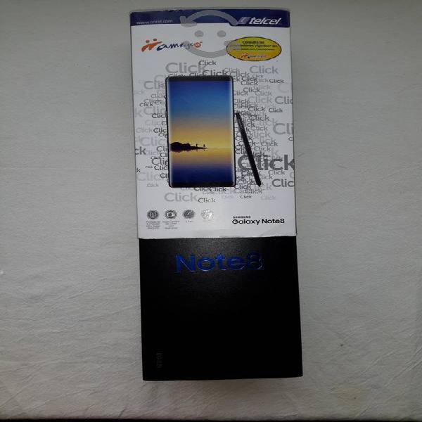 Samsung galaxy note 8 128 gb V o C